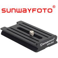 汎用クイックリリース・プレート Double Dovetail Groove 80mm DPG-80D SF0061 SUNWAYFOTO サンウェイフォト アルカスイス対応