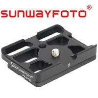 専用クイックリリース・プレート Nikon D700 用 PN-D700 SF0124 SUNWAYFOTO  サンウェイフォト アルカスイス対応