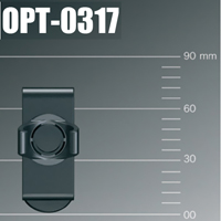 LED LENSER アクセサリー P7用インテリジェントクリップ LEDライト インテリジェントクリップ