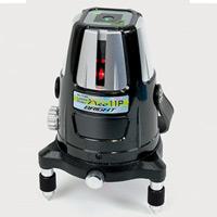 レーザー墨出し器 レーザーロボ Neo 11P BRIGHT 縦・天墨・地墨 77389 シンワ測定