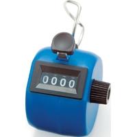 数取器 C プラスチック製 手持型 ブルー 75090 工場用 工具 交通量 入場者数 野鳥の観察 カウント カウンター シンワ測定