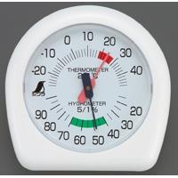 温湿度計 P-2 チャ―ミー 70380 温度計 湿度計 健康管理 省エネ ベビー用品 シンワ測定