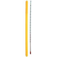 棒状温度計 H アルコール -20〜105℃ 30cm 72508 温度測定 温度管理 地温 調理 料理 揚げ物用 天ぷら用 お菓子作り 湯せん シンワ測定