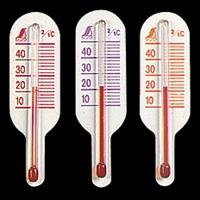 地温計 O-3 ミニA 赤・橙・紫 72623 気温 地温 園芸 家庭栽培 家庭菜園 育苗 鉢植え 温度管理 温度測定 シンワ測定