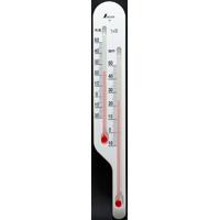 地温計 O-4 地温気温用 ホワイト 72624 気温 地温 園芸 家庭栽培 家庭菜園 育苗 鉢植え 温度管理 温度測定 シンワ測定