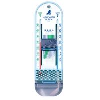 乾湿計 E-2 72706 湿度測定 湿度計 健康管理 省エネ オフィス用 学校用 シンワ測定