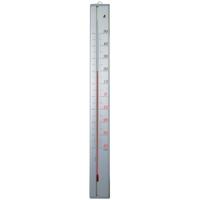 温度計 アルミ製 75cm 72993 健康管理 省エネ オフィス用 学校用 病院用 シンワ測定