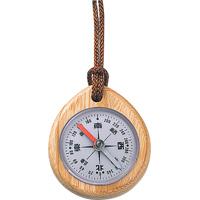 方向コンパス J オイル式 和文字 木製 75662 コンパス キャンプ レジャー 登山 方位磁針 アウトドア ハイキング 防災 シンワ測定