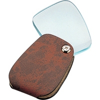 虫眼鏡 ルーペ N-1 ポケット型 65×45mm 2.5倍 75534 シンワ測定