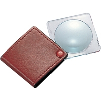虫眼鏡 ルーペ N-2 ポケット型 45mm 3.5倍 75535 シンワ測定
