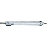 デバイダー B 155mm 製図用 75450 図面 シンワ測定