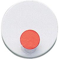 マグネットハンガー 丸型 A 白 72031 マグネット 磁石 シンワ測定
