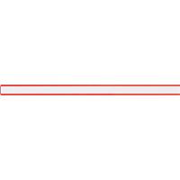 マグネットバー 25cm赤 72033 マグネット 磁石 黒板 掲示 シンワ測定