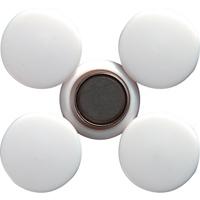 強力カラーマグネット ヨーク付 Φ25 白 5ヶ入 72058 マグネット 磁石 黒板 掲示 シンワ測定