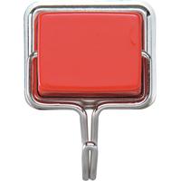 マグネットハンガー 角型 B 赤 72084 マグネット 磁石 シンワ測定