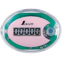 歩数計 ジョイウォーク P ピンク 74131 ウォーキング ダイエット 運動 体脂肪 シンワ測定