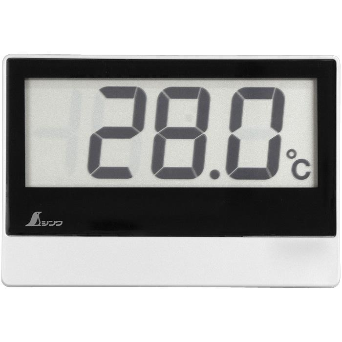 デジタル温度計 Smart A 73116 シンワ測定 温度計 デジタル 測定器 計測器 室内 室外