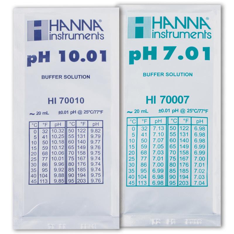 標準液 アルカリ校正用[pH10.01、pH7.01] 3組入 73034 シンワ測定 測定 水質 実験 計測