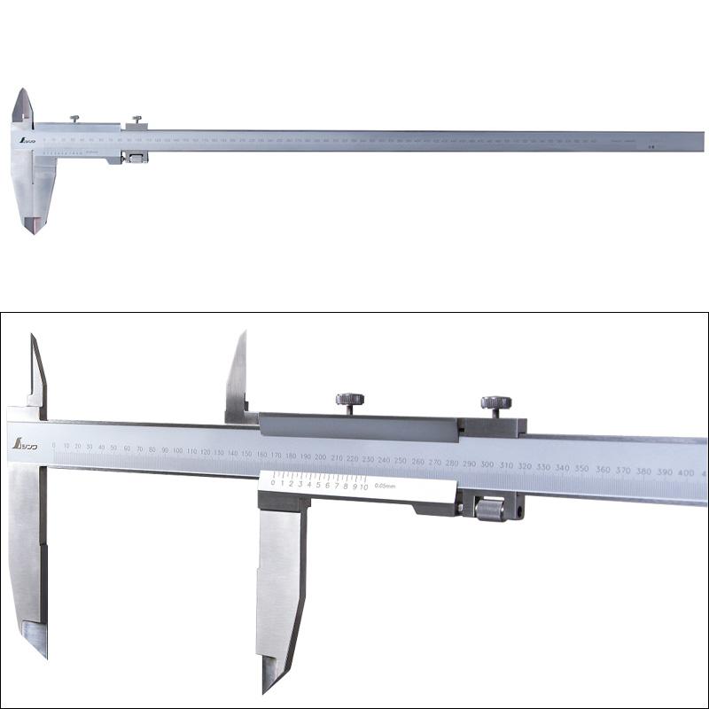 普及ノギス 450mm シンワ測定 19920 測定 測定工具 DIY おすすめ