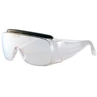 オーバーグラス SPO-103 クリア スポルディング オーバーサングラス 紫外線カット メンズ