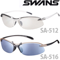スポーツサングラス エアレスウェイブ[Airless-Wave] サングラス メンズ SWANS スワンズ ゴルフ UV 紫外線カット SWANS スワンズ