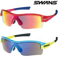 [限定モデル]スポーツサングラス STRIX・H[ストリックス・エイチ] ミラーレンズ SWANS スワンズ サングラス メンズ ゴルフ UV カット