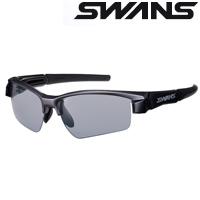 調光サングラス 調光レンズ LION-Bph LI2-0066(GM/BK) ゴルフ UV カット スワンズ スポーツサングラス サングラス 調光 メンズ スポーツ フォトクロミック ゴルフ用 SWANS