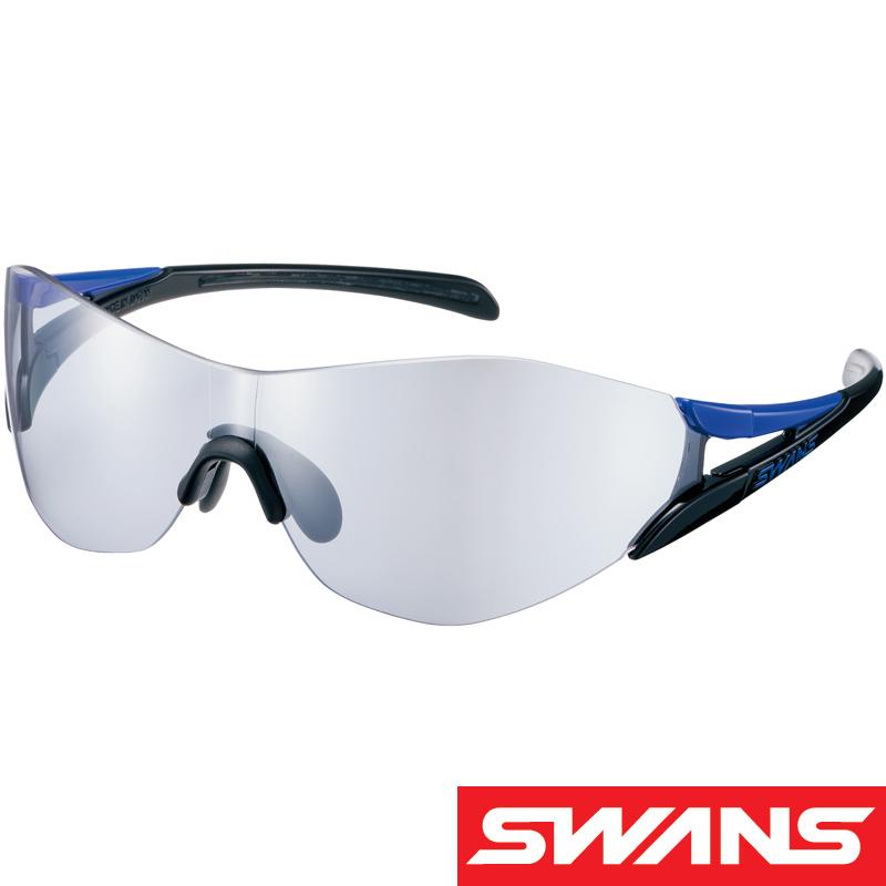 スポーツサングラス SOU-II レギュラーサイズ ミラーレンズ SOU2-0715 UV 紫外線カット サングラス メンズ おすすめ 人気 SWANS スワンズ