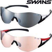 サングラス SOU PRO-M2C[ソウ プロ] 両面撥水ミラーレンズ SOU PRO-3101 SOU PRO-3109 SWANS スポーツサングラス UVカット 紫外線カット