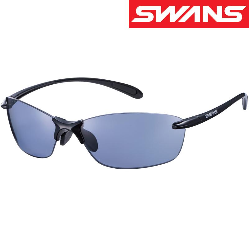 スポーツサングラス Airless Leaffit エアレス・リーフフィット 偏光レンズ SALF-0067 偏光サングラス メンズ UV 紫外線カット おすすめ 人気 おしゃれ SWANS スワンズ
