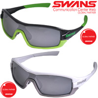 サングラス ストリックス・アイ SC-STRIX-I-0701 限定モデル スワンズ SWANS 自転車 野球 ゴルフ ランニング テニス UV 紫外線カット