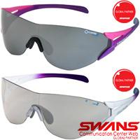 サングラス 双 SC-SOU-PRO-C コンパクトモデル レディース 小顔の方用 限定モデル スワンズ SWANS ランニング ゴルフ 自転車 野球 UVカット 紫外線カット