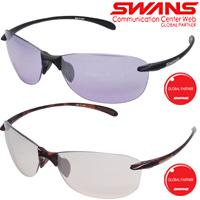 サングラス エアレス [Airless] SCSAH 限定モデル スワンズ SWANS 登山 ウォーキング ゴルフ スポーツ観戦 ドライブ UVカット 紫外線カット
