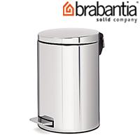 ペダルビン・クローム 12L 479489 ブラバンシア ゴミ箱 ゴミ入れ レトロビン ブラバンシア インテリア雑貨