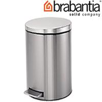 ペダルビン・FPPマット 12L 479526 ブラバンシア ゴミ箱 ゴミ入れ レトロビン ブラバンシア ダストボックス ふた付き インテリア雑貨