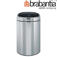 タッチビン 20L クローム 41592-0 brabantia  ごみ箱 ゴミ ダストボックス インテリア雑貨 ブラバンシア