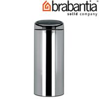 タッチビン 30L クローム 28736-7 brabantia  ごみ箱 ゴミ ダストボックス インテリア雑貨 ブラバンシア