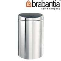 タッチビン 40L クローム 34858-7 brabantia  ごみ箱 ゴミ ダストボックス インテリア雑貨 ブラバンシア