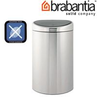 タッチビン 40L FPPマット 37868-3 brabantia  ごみ箱 ゴミ ダストボックス インテリア雑貨 ブラバンシア