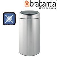 タッチビン 45L FPPマット 39084-5 brabantia  ごみ箱 ゴミ ダストボックス インテリア雑貨 ブラバンシア