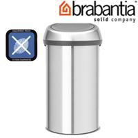 タッチビン 約60L FPPマット 37870-6 brabantia ごみ箱 ゴミ ダストボックス インテリア雑貨 ブラバンシア