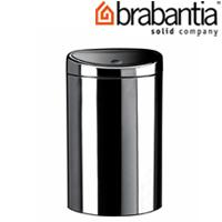 ツインビン 23+10L クローム 33604-1 brabantia  ごみ箱 ゴミ ダストボックス インテリア雑貨 ブラバンシア