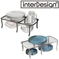 インターデザイン エクスパンダブルシェルフ 51771-9 51776-4  インターデザイン 収納 ラック 食器 キッチン雑貨 雑貨 整理整頓