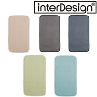 インターデザイン ドライングマット Mini 40030-1 40031-8 40032-5 40036-3 40034-9 インターデザイン 食器マット 水切りマット キッチン雑貨
