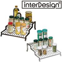 インターデザイン スパイスラック 52771-8 52776-3 インターデザイン 調味料入れ 収納 スパイス入れ 料理 キッチン雑貨 雑貨