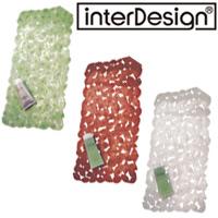 インターデザイン バスタブマット 80912-8 80918-0 80910-4 Leavz インターデザイン お風呂 バスタブ すべり止め 滑り止め インターデザイン 転倒防止