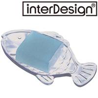 インターデザイン フィッシュソープサーバー 石鹸置き 31300-7 インターデザイン 石鹸置き 石鹸 ソープ置き 洗面用具 バス用品 お風呂用品 サニタリー