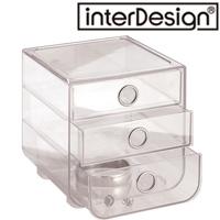 インターデザイン プルドロワー 35400-0  インターデザイン 小物入れ 小物収納 収納 箱 BOX ボックス 引き出し アクセサリー ジュエリー