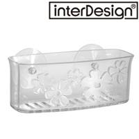 インターデザイン Blumz サクション シンクセンター 25260-3 インターデザイン シンク 流し台 キッチン用品 お風呂 バス用品 スポンジ入れ キッチン雑貨