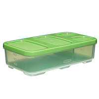 ラバーメイド ランチブロック L 970ml 1806178 45213-3 Rubbermaid ランチBOX 密閉容器 キッチン用品 保存